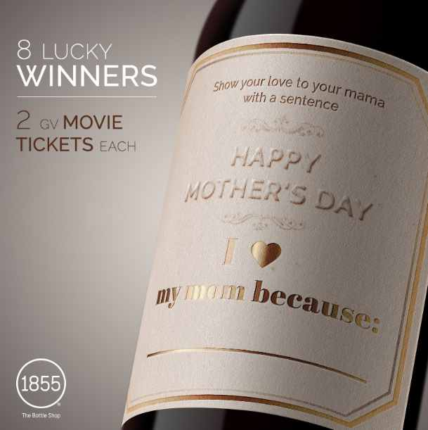 #WIN a pair of @Golden Village movie tickets at 1855 The Bottle Shop