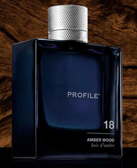 FREE PROFILE 18 AMBER WOOD Sample