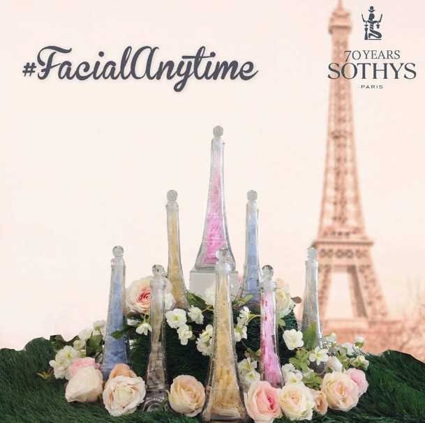 COUNT the ampoules & WIN 1 year supply for yourself and your friends at Sothys Malaysia