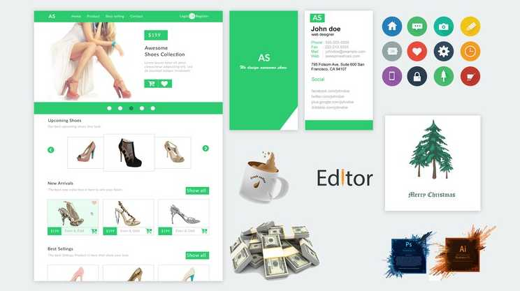 Free Udemy Course on The Business Graphic Design with