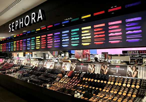 Receive a complimentary gift during your birthday month at Sephora