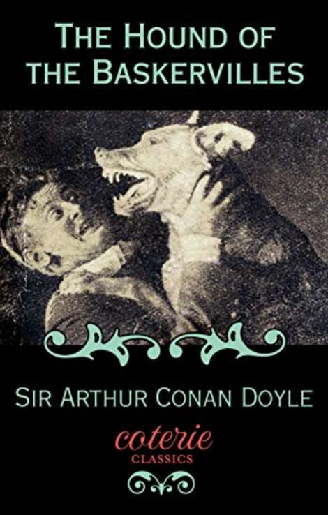 #FREE The Hound of the Baskervilles (Coterie Classics with Free Audiobook) Kindle Edition at Amazon
