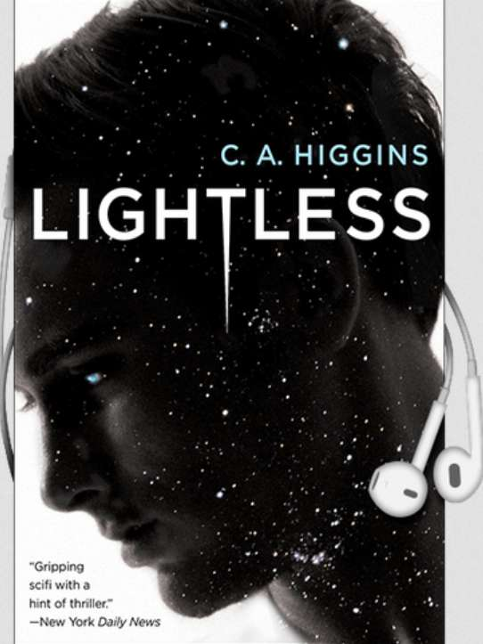 #Free full audio download of Lightless by C.A. Higgins