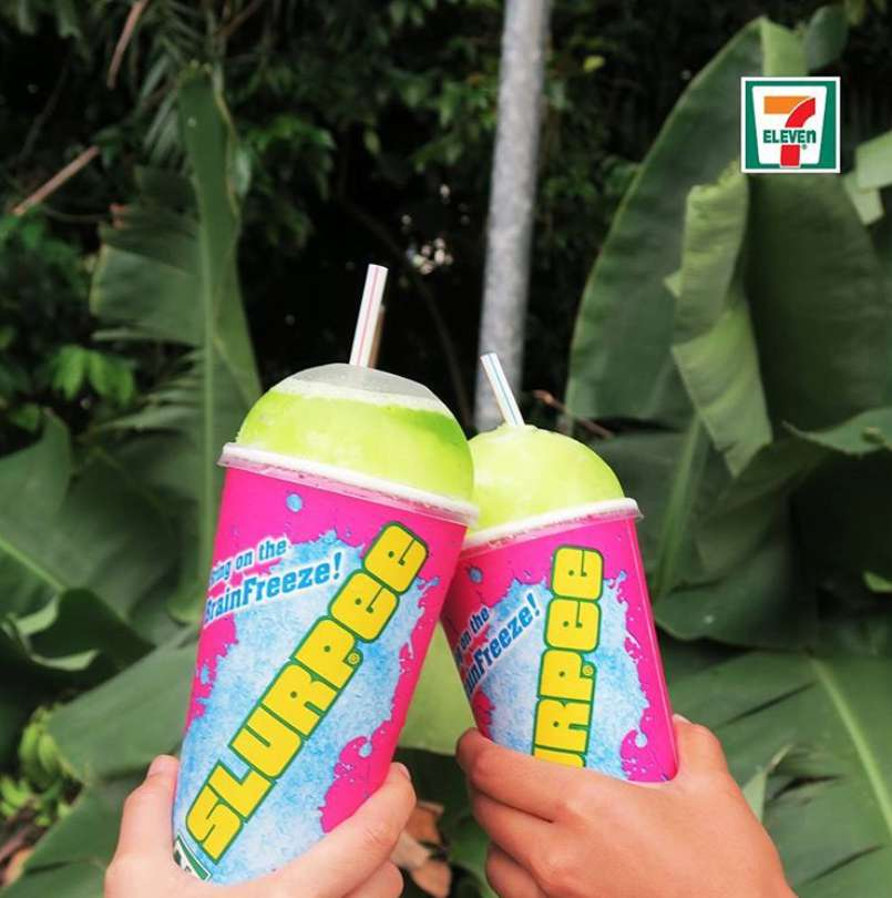 Instagram and stand a chance to win $50 cash at 7 Eleven Singapore