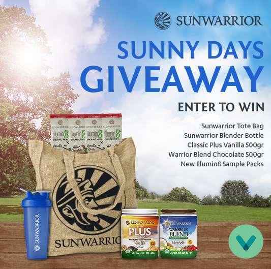 Vitamin World's Sunwarrior Sunny Days Sweepstakes