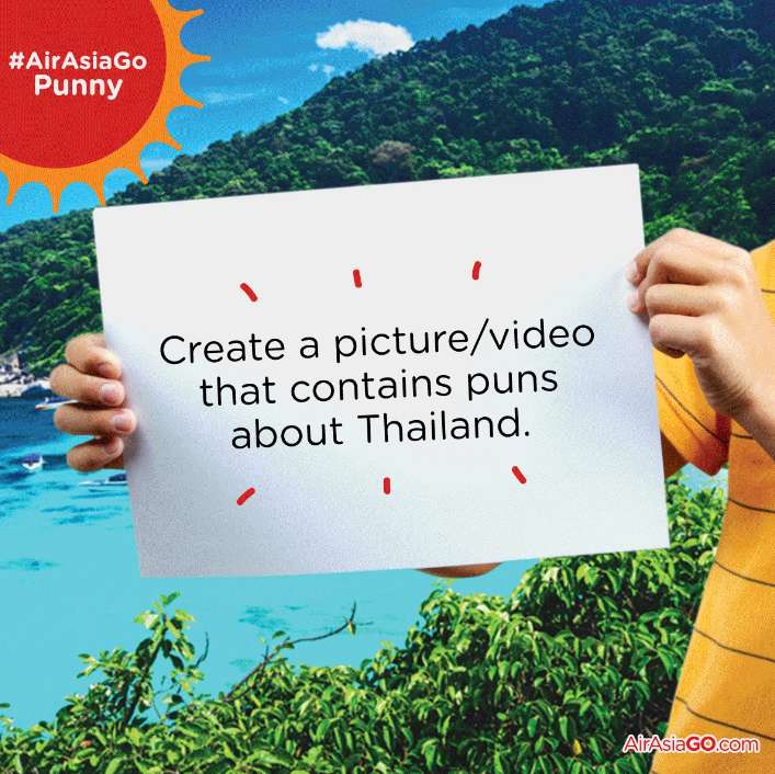WIN A 3D2N ALL-EXPENSES-PAID trip for 4 at AirAsiaGo Singapore