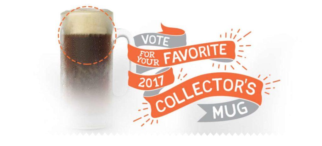 #WIN A&W 2017 Collector's Mug