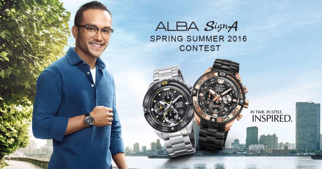 ALBA SignA Spring Summer 2016 Contest