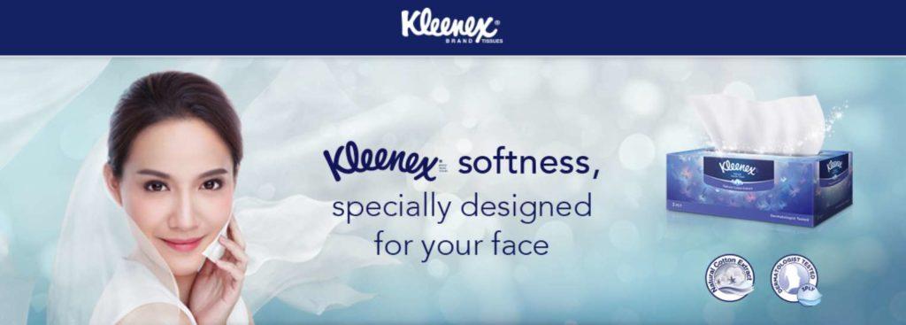 #FREE Kleenex® Natural Gentle Clean Sample
