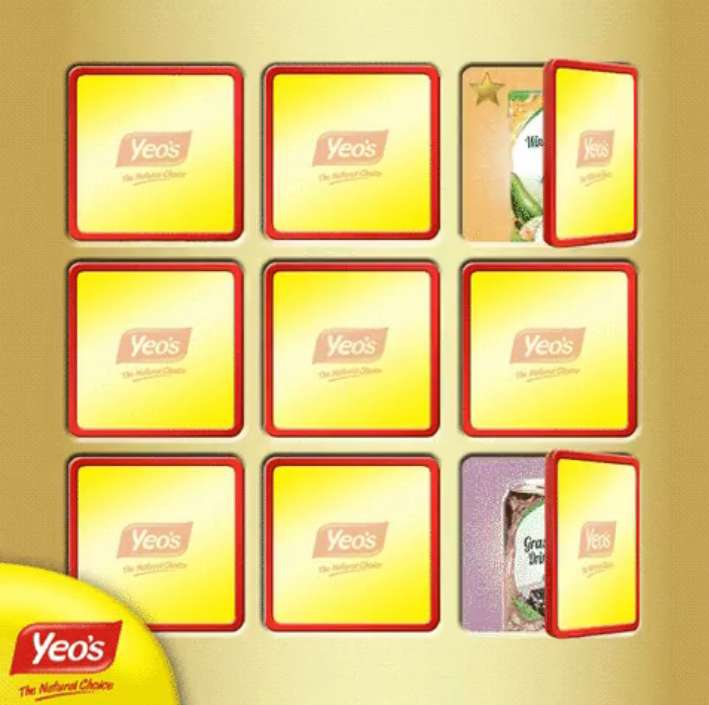 Show us how familiar you are with Yeo's Asian drinks today and stand to win a Honeywell Air Purifier