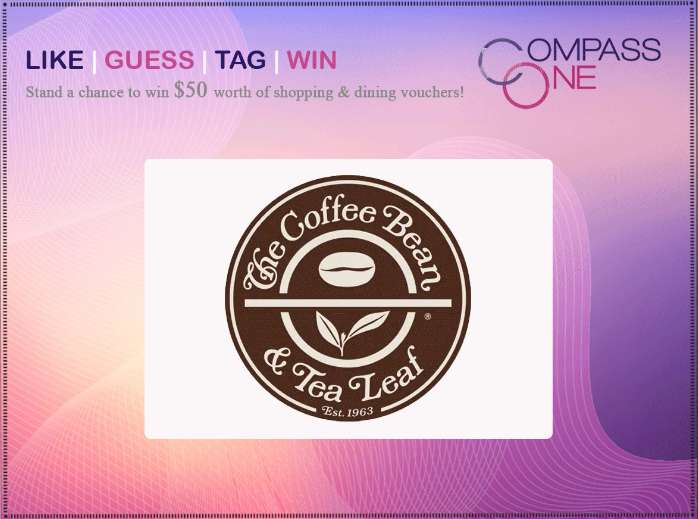 #WIN $50 worth of shopping & dining vouchers at Compass One