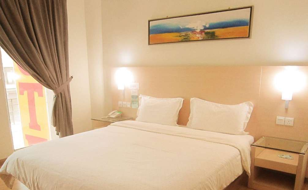 #WIN A FREE night stay in Superior King at Hotel City Comfort Inn Malaysia 城市便捷酒店 - Bandar Puteri Puchong