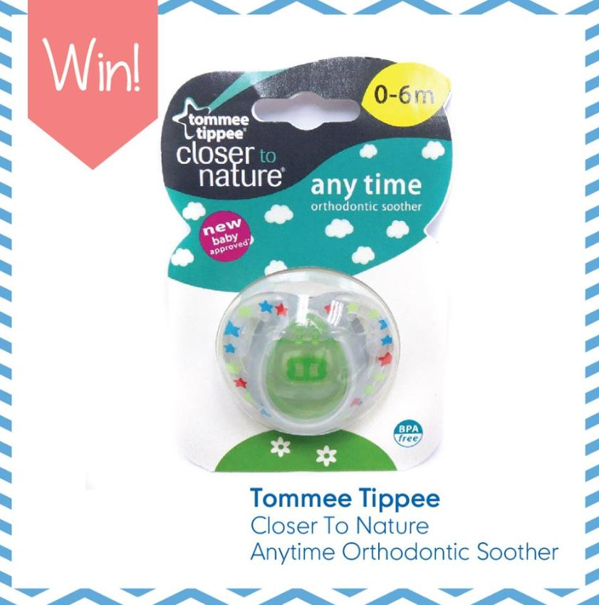 win-a-tommee-tippee-closer-to-nature-anytime-orthodontic-soother-in-assorted-prints-at-mothercare-singapore