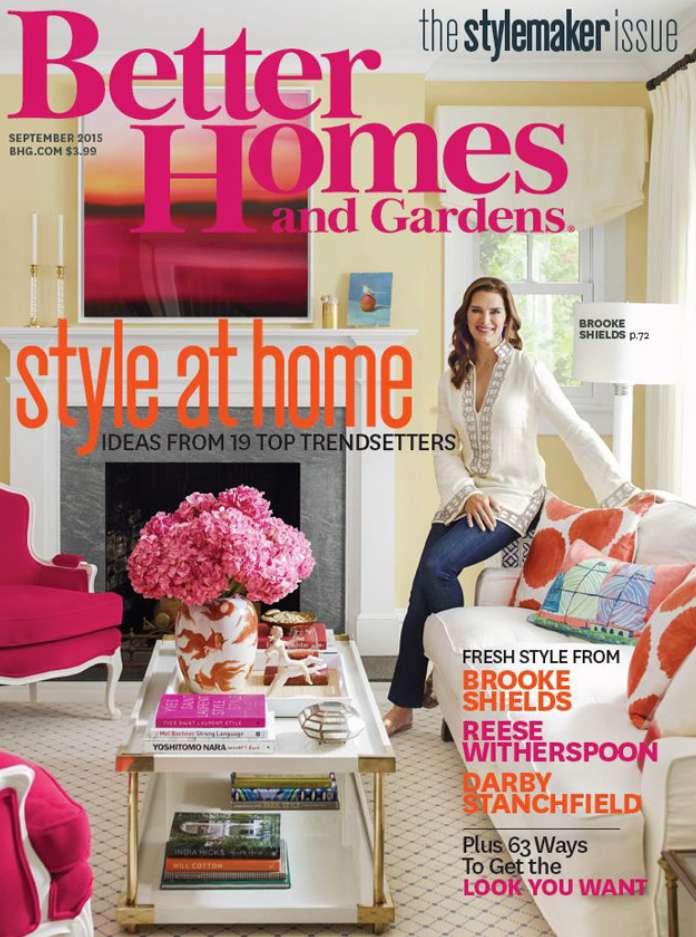 USA. #FREE 1 Year Subscription To Better Homes And Gardens Magazine Nice Look