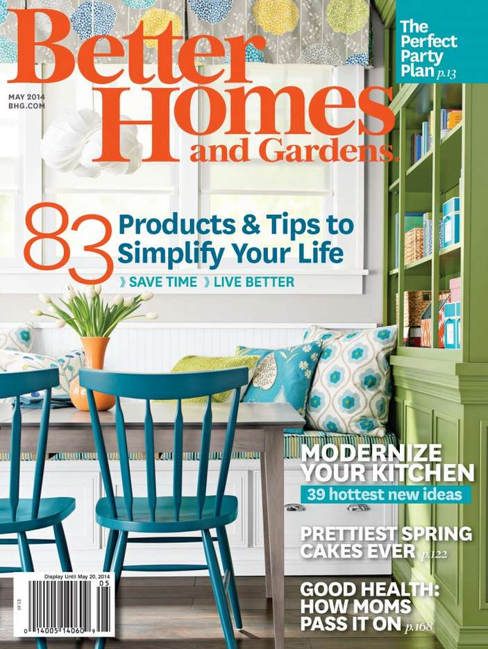 Free 1 Year Subscription To Better Homes And Gardens Magazine Usa Giftout Free Giveaways
