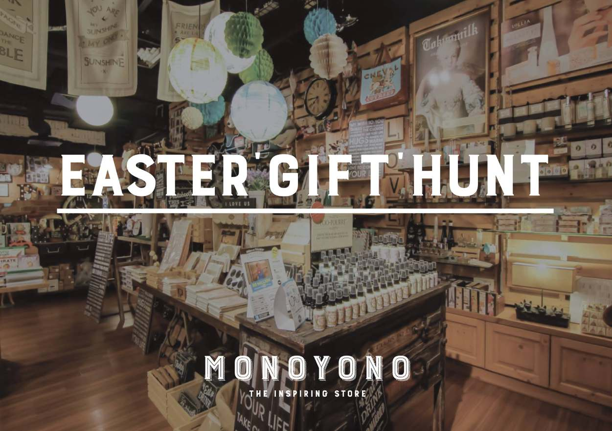 Easter gift hunt this weekend at monoyono singapore giftout singapore easter gift negle Choice Image