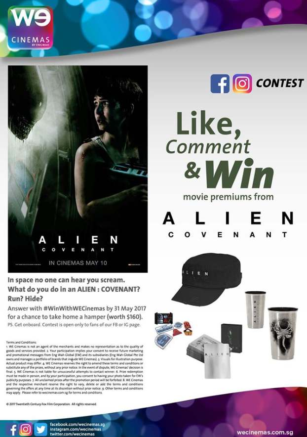 Online giveaways singapore