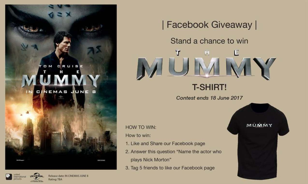 7. Sweepstakes to enter online and stand to win great prizes.